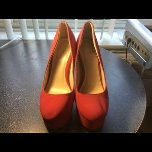 Charlotte pump heels shoes.